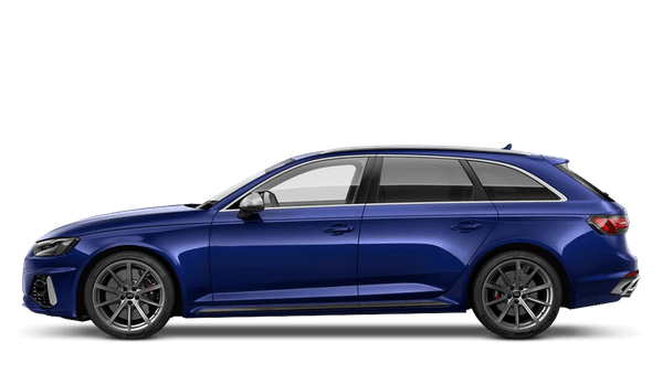 Audi RS 4 Avant Entry