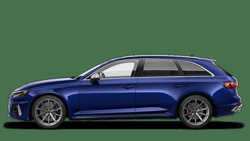 Navarra Blue (Metallic) Audi RS 4 Avant