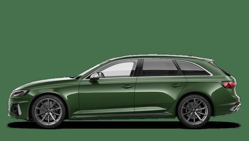 Sonoma Green (Metallic) Audi RS 4 Avant
