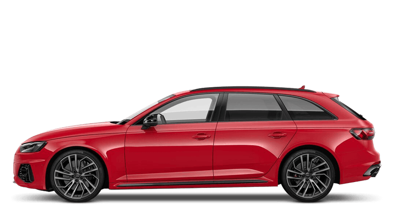 Audi RS 4 Avant Vorsprung