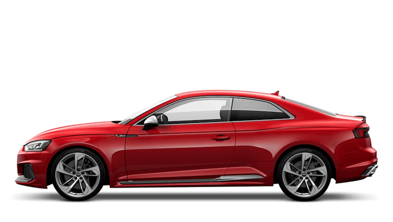 Misano Red (Pearl) Audi RS 5 Coupe