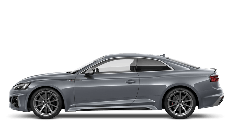 Nardo Grey (Solid) Audi RS 5 Coupe