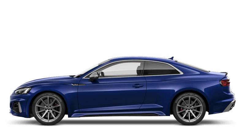 Navarra Blue (Metallic) Audi RS 5 Coupe