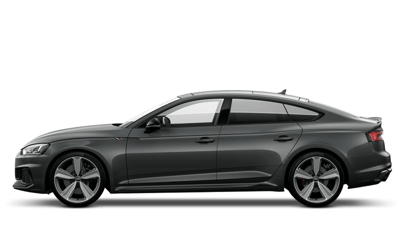 Daytona Grey (Pearl) Audi RS 5 Sportback
