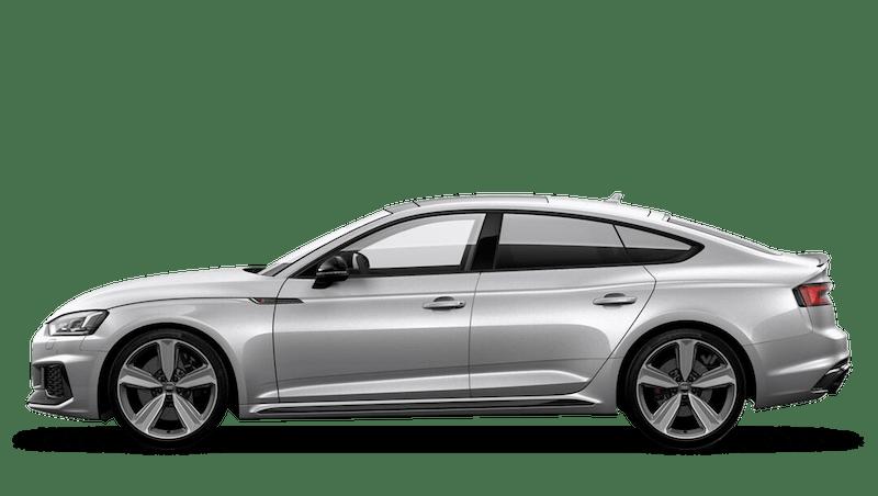 Floret Silver (Metallic) Audi RS 5 Sportback