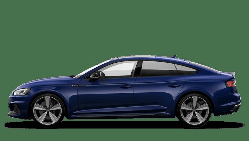 Navarra Blue (Metallic) Audi RS 5 Sportback