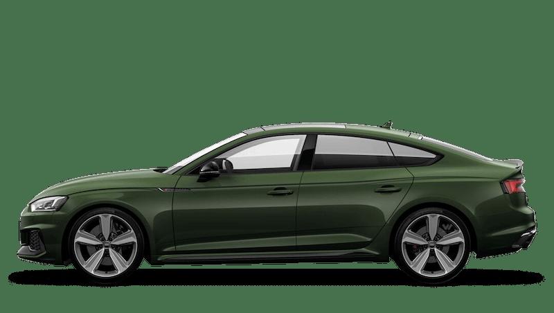 Sonoma Green (Metallic) Audi RS 5 Sportback