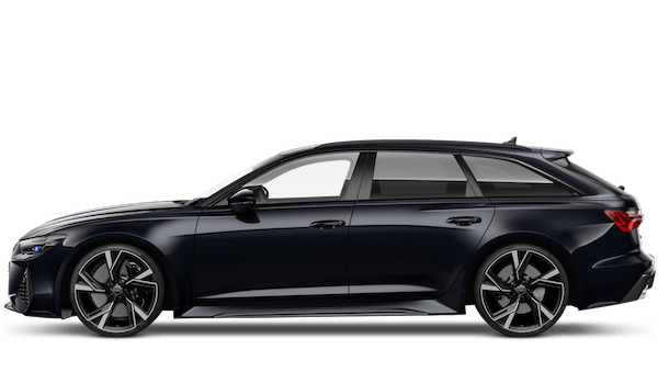Audi RS 6 Avant Carbon Black
