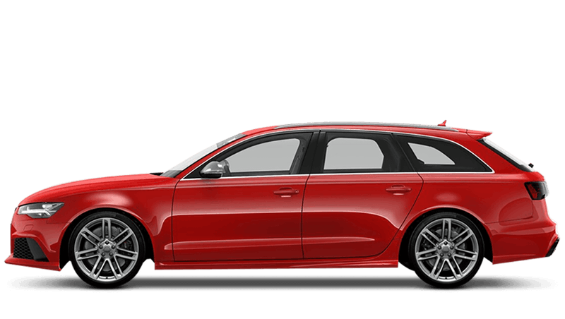 Misano Red (Pearl) Audi RS 6 Avant
