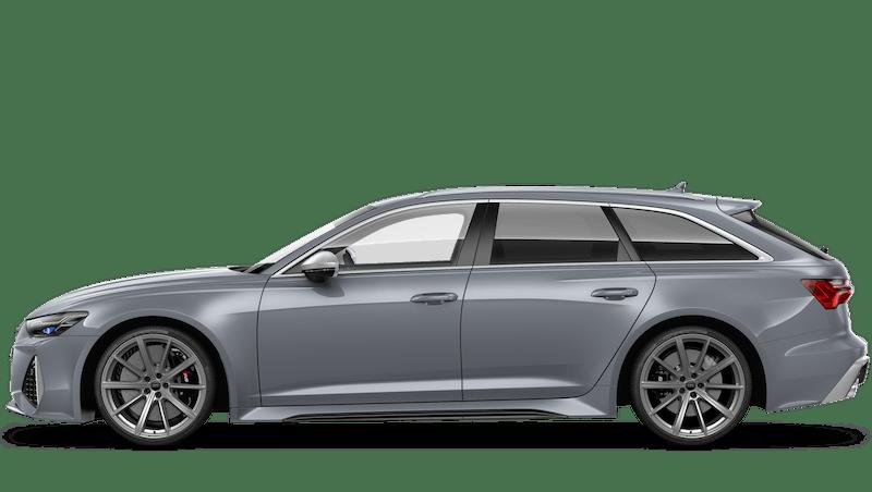 Nardo Grey (Solid) Audi RS 6 Avant