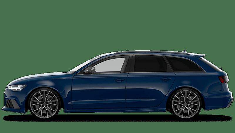 Ascari Blue (Metallic) Audi RS 6 Avant