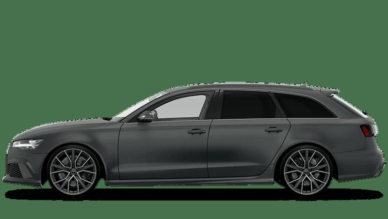 Daytona Grey Matt (Matt) Audi RS 6 Avant