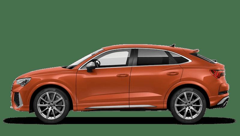 Audi RS Q3 Sportback Entry