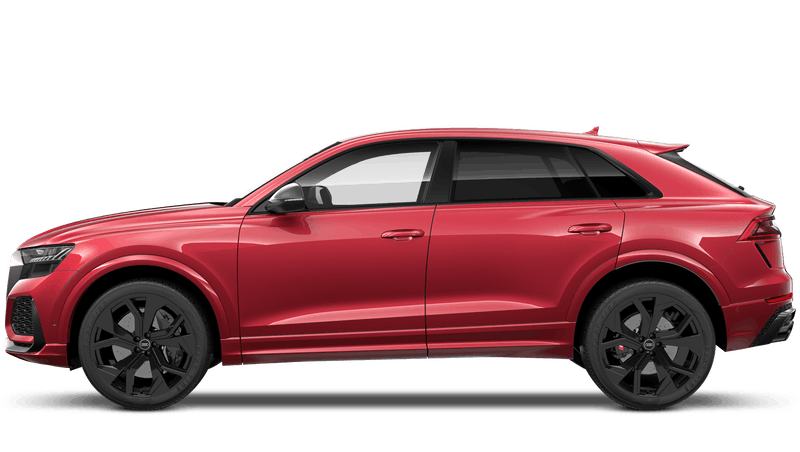 Matador Red (Metallic) Audi RS Q8