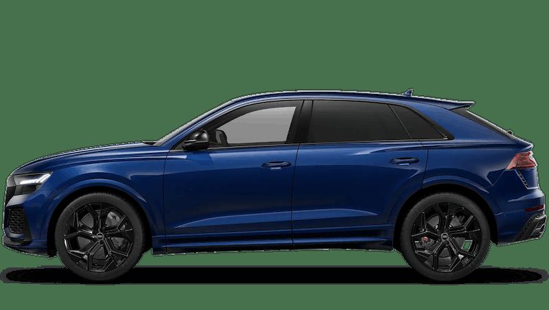 Navarra Blue (Metallic) Audi RS Q8