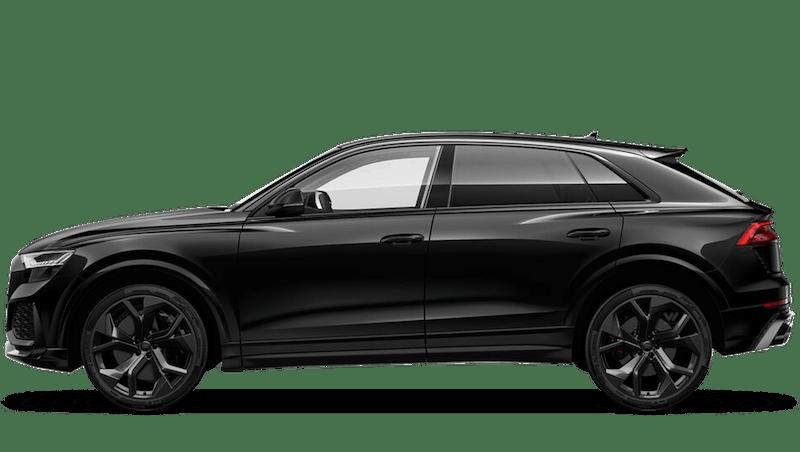 Night Black (Solid) Audi RS Q8