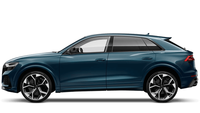 Galaxy Blue (Metallic) Audi RS Q8