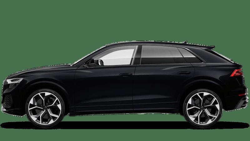 Orca Black (Metallic) Audi RS Q8