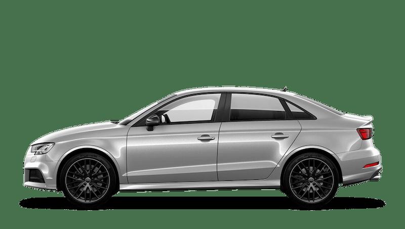 Floret Silver (Metallic) Audi S3 Saloon