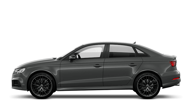 Nano Grey (Metallic) Audi S3 Saloon