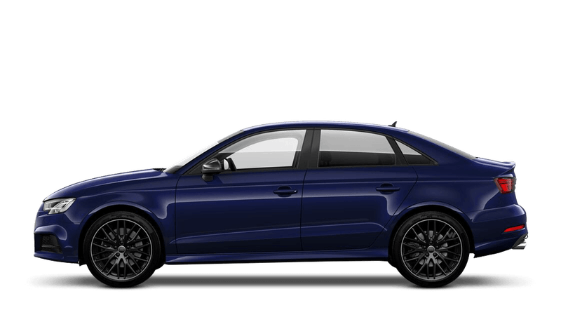 Navarra Blue (Metallic) Audi S3 Saloon