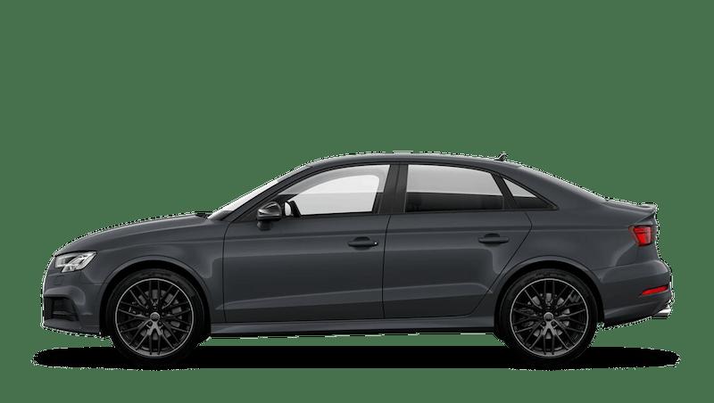 Quantum Grey (Solid) Audi S3 Saloon