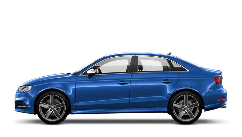 Ara Blue (Crystal) Audi S3 Saloon