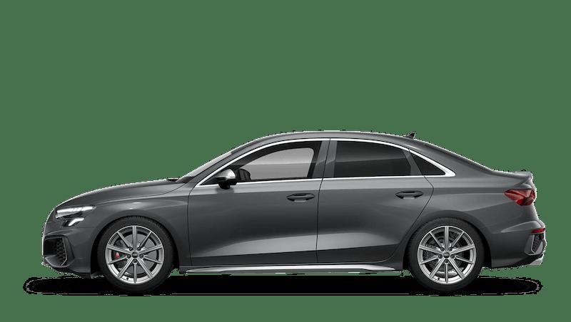 Daytona Grey (Pearl) Audi S3 Saloon