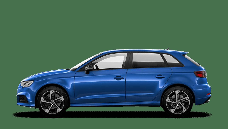 Ara Blue (Crystal) Audi S3 Sportback