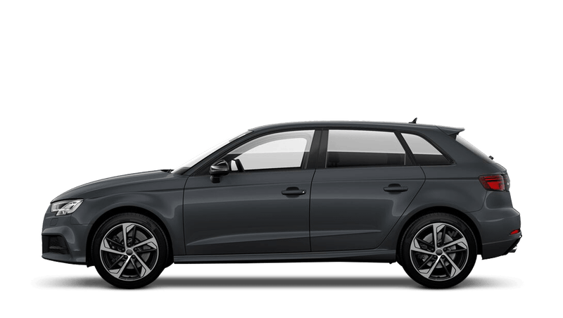 Quantum Grey (Solid) Audi S3 Sportback