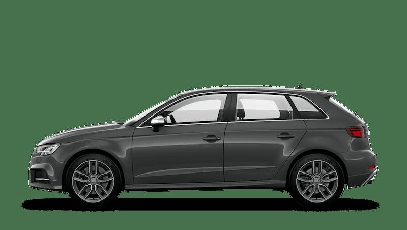 Nano Grey (Metallic) Audi S3 Sportback