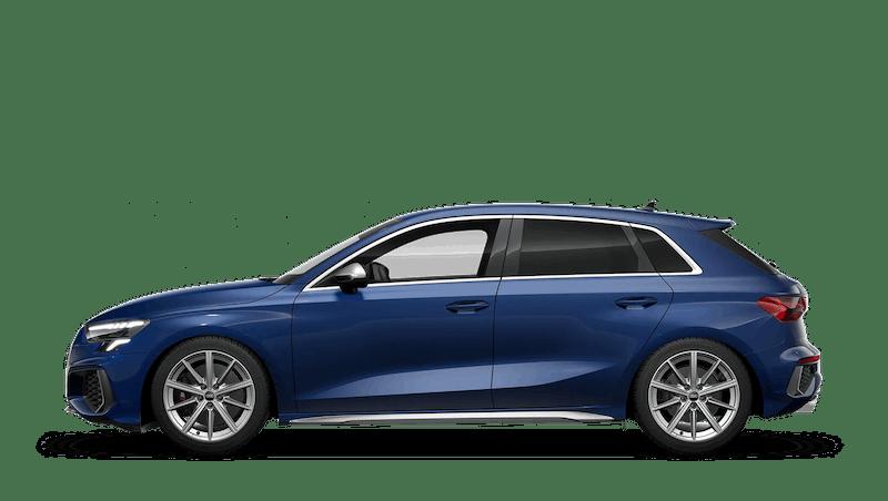 Navarra Blue (Metallic) Audi S3 Sportback