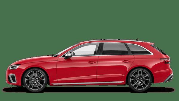 Audi S4 Avant entry