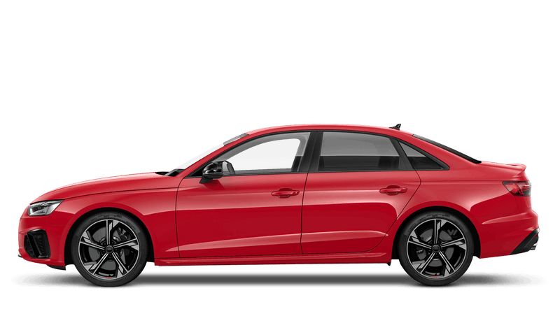 Tango Red (Metallic) Audi S4 Saloon