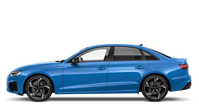 Turbo Blue (Metallic) Audi S4 Saloon