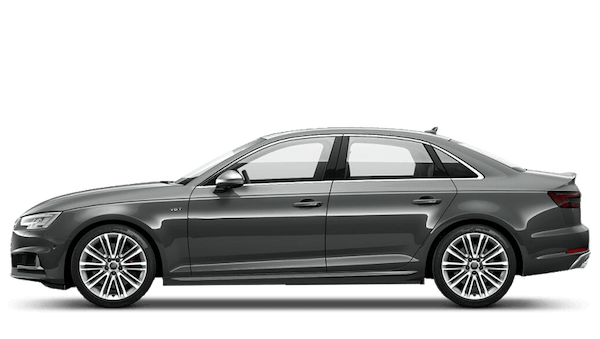 Audi S4 Saloon Entry