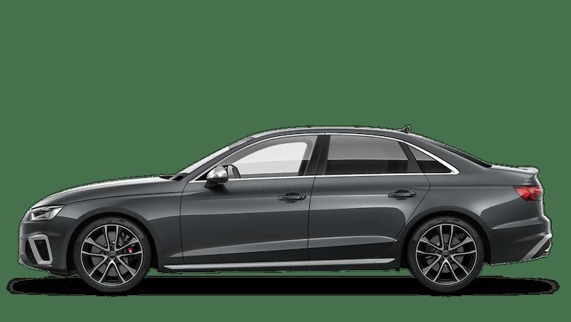Daytona Grey (Pearl) Audi S4 Saloon