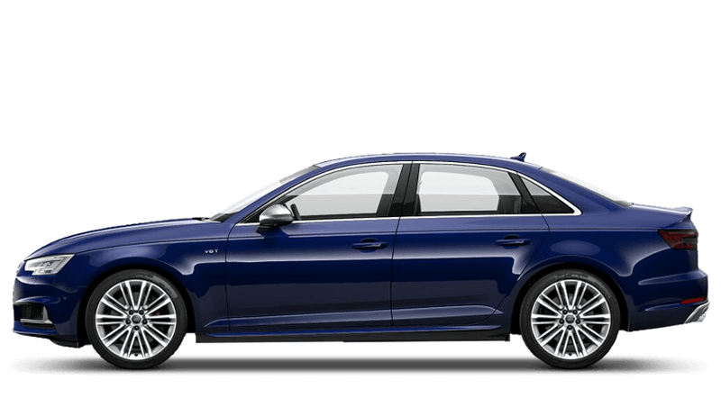 Navarra Blue (Metallic) Audi S4 Saloon