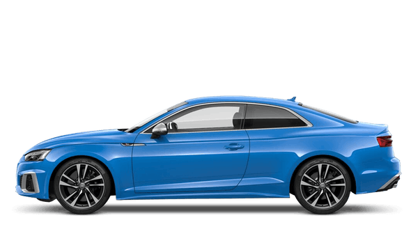 Audi S5 Coupe Entry