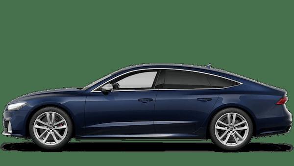 Audi S7 Sportback Entry