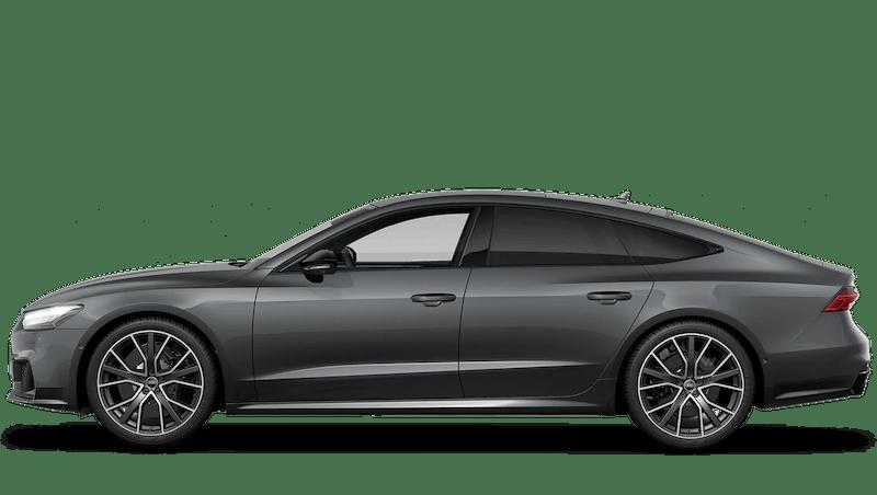 Daytona Grey (Pearl Effect) Audi S7 Sportback
