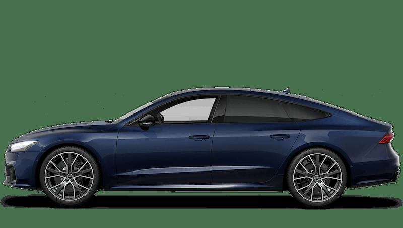 Firmament Blue (Metallic) Audi S7 Sportback