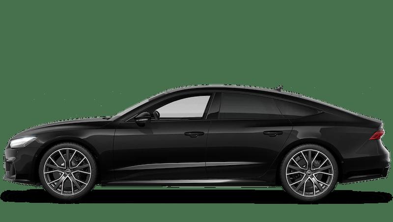 Mythos Black (Metallic) Audi S7 Sportback