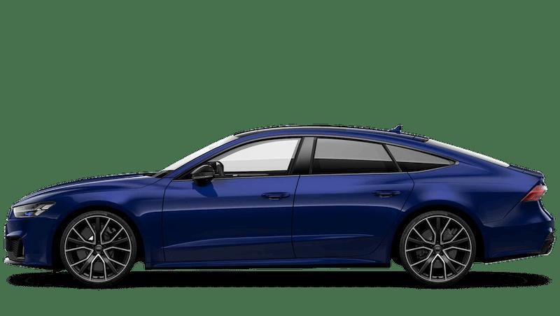 Navarra Blue (Metallic) Audi S7 Sportback