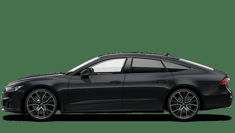 Vesuvius Grey (Metallic) Audi S7 Sportback