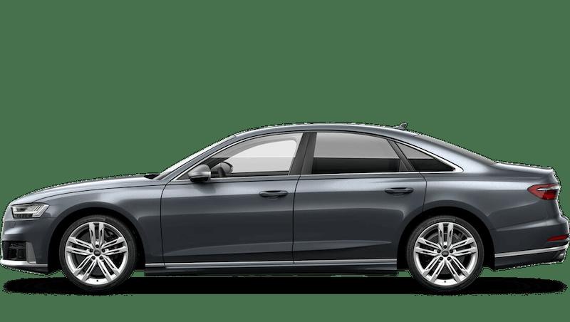 Monsoon Grey (Metallic) Audi S8