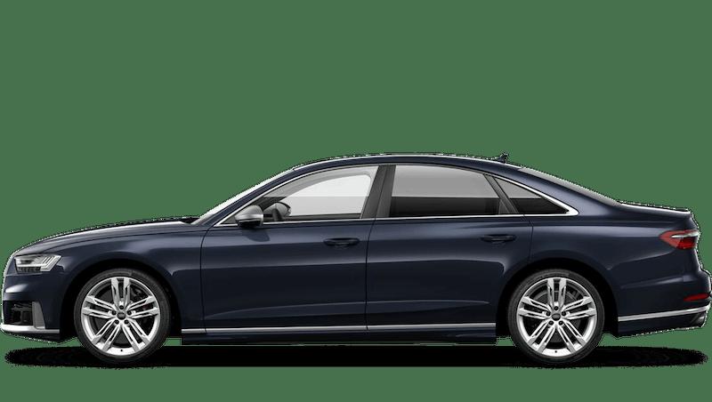 Moonlight Blue (Metallic) Audi S8