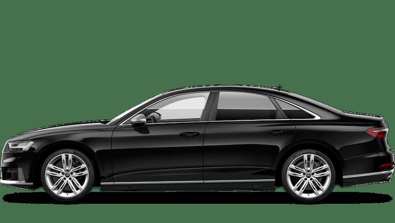 Mythos Black (Metallic) Audi S8