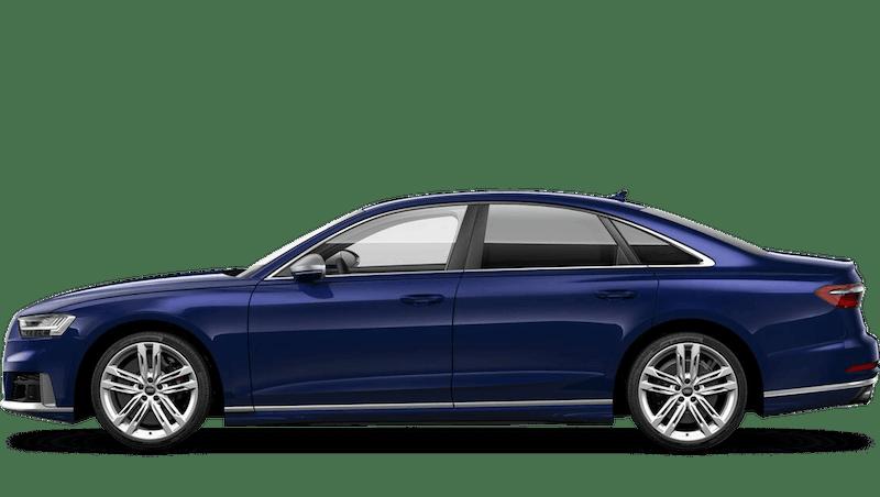 Navarra Blue (Metallic) Audi S8