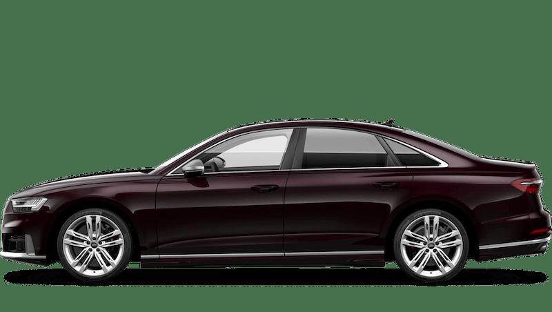 Seville Red (Metallic) Audi S8